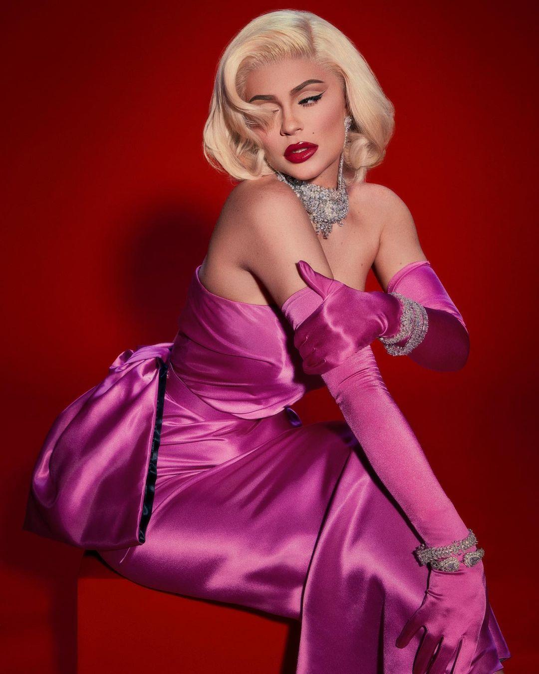 Kylie Marilyn Monroe