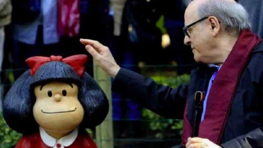 quino createur de mafalda est mort