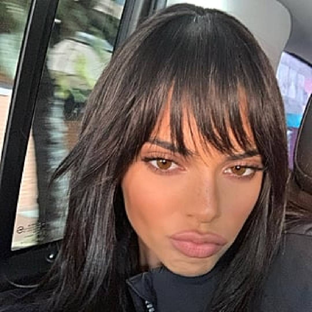 Kendall Jenner franges