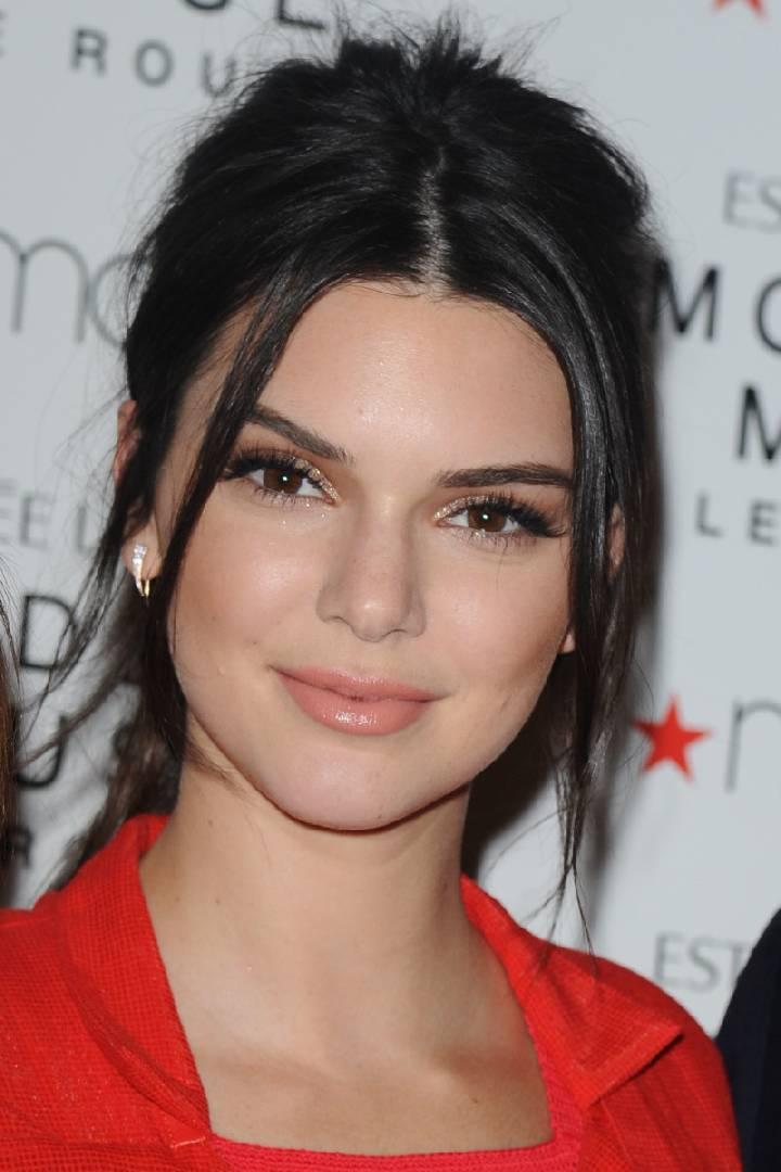 Kendall Jenner peach
