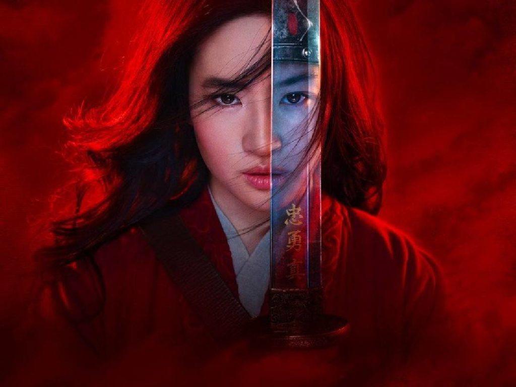 Mulan sacré Film d'action de l'année aux People's Choice Awards 2020