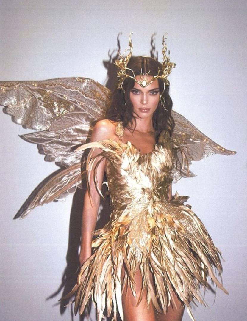 Kendall Jenner halloween