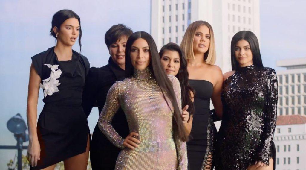 Disney s'associe avec la famille Kardashian pour un nouveau programme
