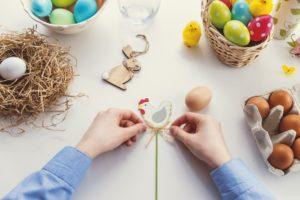 Comment fêter Pâques si on est confiné ?
