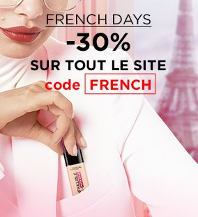 french days l'oreal paris