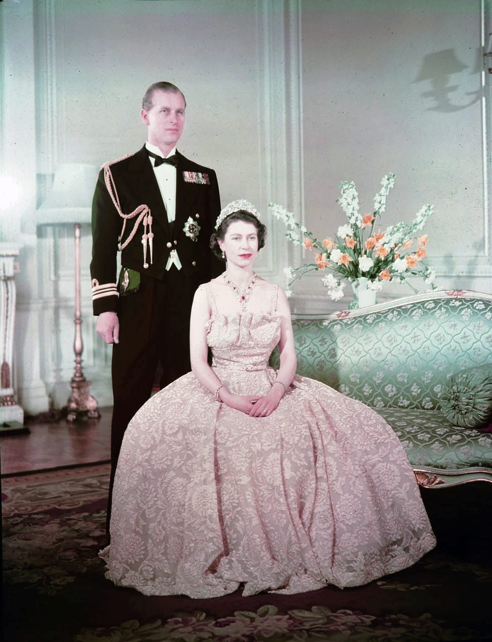 mariage prince philippe reine elizabeth